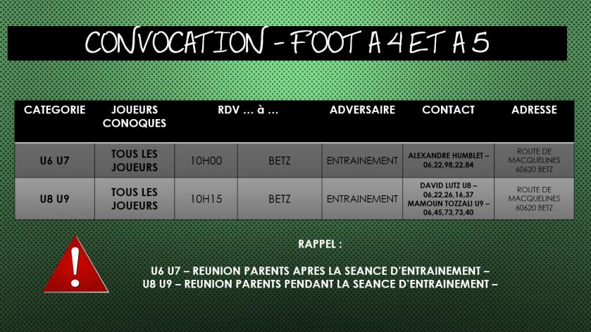 15 FOOT A 5